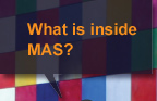 Who is inside MAS?